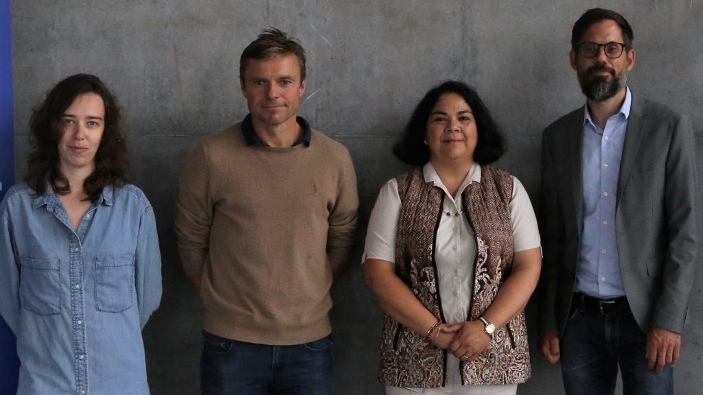RUCs Open Entreprenuership team
